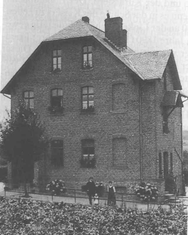 Alte Schule Linkenbach